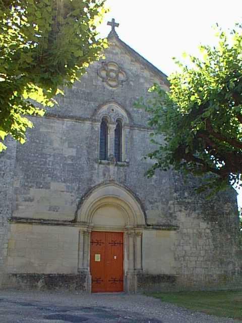 Eglise 2003 porte sud web