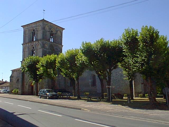 Eglise st ciers 2003